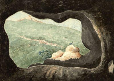La Cueva del Mencey Bencomo de Taoro, según Álvarez Rixo